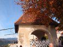 озеро Блед, Словения - вид с высоты Бледского замка
