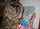 Юная ученица. Люблю рисовать. Ярослава 10 лет.