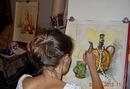 Натюрморт. Акварель. Арт терапия. Рисовать никогда не поздно...
