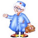 Доктор с саквояжем