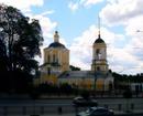 Воскресенская церковь в Брянске