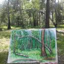 Лесной пейзаж (04.06.2016)