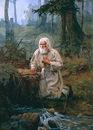 Дедок в Волшебном лесу
