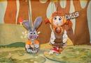 Интерактивный кукольный спектакль для детей от 3-х лет.
