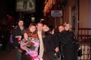 Чатовка 18.11.06 (слева направо) Дальногонщик, Я, Ромик-Буш, Илонка, Сандей, Яся
