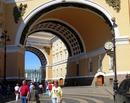 Триумфальная арка на Дворцовой площади