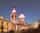 Пантелеймоновская церковь в Санкт-Петербурге
