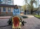 Это такой вот крокодил