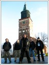 Holy Blood кафедральный собор Турку, Финляндия 19\11\2006