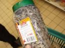 семечки.жаренные.солёные.4 евро:)