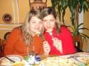 в пиццерии)))