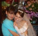 ... а я букет невесты словила =))