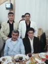 Mi na svadbe   ...Ya v belom pedjake :))