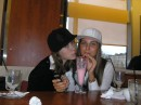 я и моя подружка )))) (я слева)