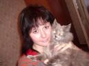 Моя любимая кошечка!