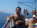 v tursii na more