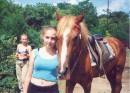 Я с боевым конем....