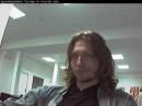 Снимок с вебкамеры которая стояла у меня на столе