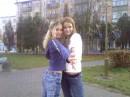 я со своей любимой подругой
