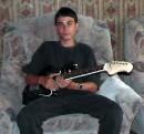 Я со своей любимой ... гитарой
