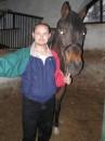 Первая лошадка