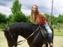 Иногда так хочется сесть на лошадь и умчаться туда, где тебя никто не найдет!