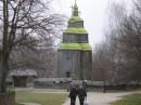 Святая старинная церковь. Пирогово... Такая красота. :-)