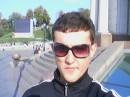 Солнышко глазки слепит:)))
