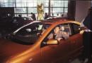 Просто одуренная Astra-купе от кузовного ателье Be
