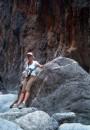 Ущелье Самария--самое длинное ущелье ЕвропьІ (Крит