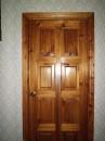дверь... дверь в скромную келью храмовника, т.е. меня