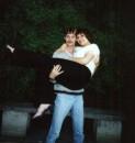 Я и моя жена (май месяц 2001г)
