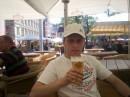 Вец Рига. Пиво. И вообще хорошее настроение.