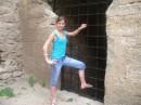 Белгород-Днестровская крепость.Если там полазить, то можно и ноги сломать!
