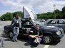 Москва, встреча Mercedes-Clubs