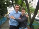Я и Виталий)