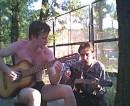 Продолжение пляжного побоища или попоища :) гитари