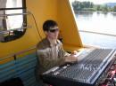 лето 2006 на Днепре...