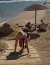 Море, песок!