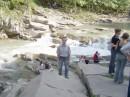 Яремче, водопад
