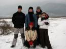 горы.. снег.. хорошая компания.. что ещё нада в Новый Год? ))