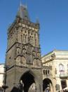 Пороховая башня, вход в старый город.
