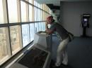83-ий этаж,внутренняя обзорная площадка