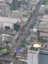 85-ый этаж вид на Бангкок(внешняя обзорная площадка)