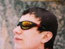 В очках отражаются Татры, Словакия