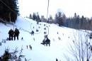 Вот где спрятался снег!!! - в горах