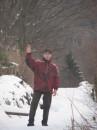 Я видел снег этой зимой :)