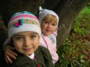 на переднем плане моя ЛЮБИМАЯ сестрёнка Настенька!=)