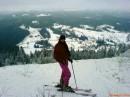Никому не верьте, снег в Карпатах есть :)