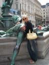Фонтан в Вене....
